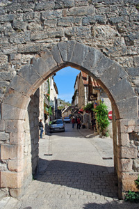Bastide town of Domme