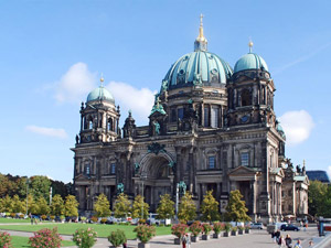 A Cathedral in Berlin