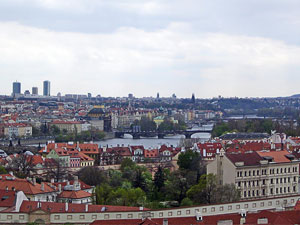 The magical city of Prague
