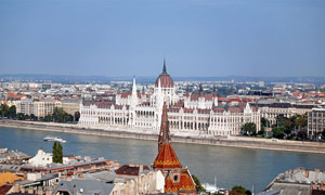 Budapest the second Capital of the Hapsburg Empire