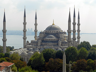 Istanbul on the Mediterranean