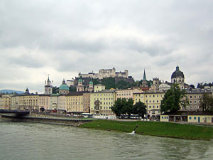 Salzburg: enjoy the home of Mozart & the Sound of Music.