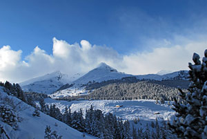 More stunning Alpine Winter landscapes