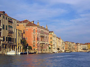 The city of Venice: Europe's romantic city